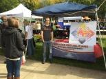 Tabling Fall 2013 Beaver Community Fair