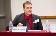 Dennis Richardson campaign event at OSU.