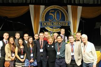 Dorchester Conference 2014