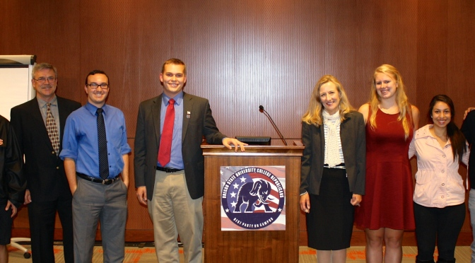 College Republican Town Hall
