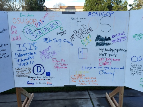 First Amendment Week 2015 Wall (2/3)
